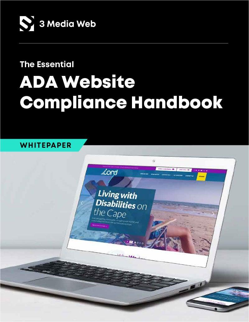 The Essential ADA Website Compliance Handbook